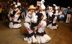 Taller de bailes y ritmos cubanos