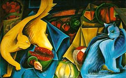 Mercado del arte