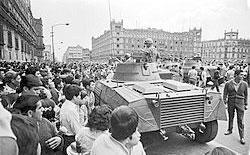 Diplomado 50 Años del Movimiento Estudiantil de 1968, Causas y Consecuencias