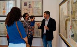 Visitas a talleres de pintores, Centros de Arte y Creadores